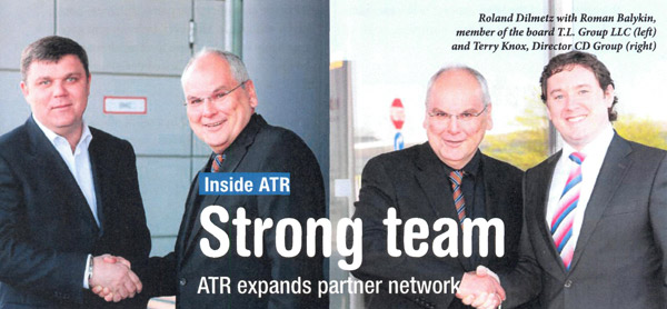 T.L.Group in ATR-world